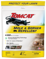 Tomcat® Mole & Gopher Repellent Granules