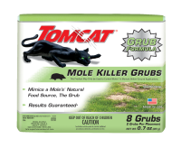 TomCat Grub Killer 8 Pack Front