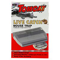 live catch mouse traps by tomcat