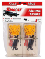 Tomcat Mouse Traps 2-Pack