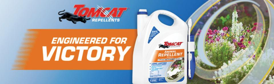 Tomcat® Repellents Animal Repellent Ready-To-Use