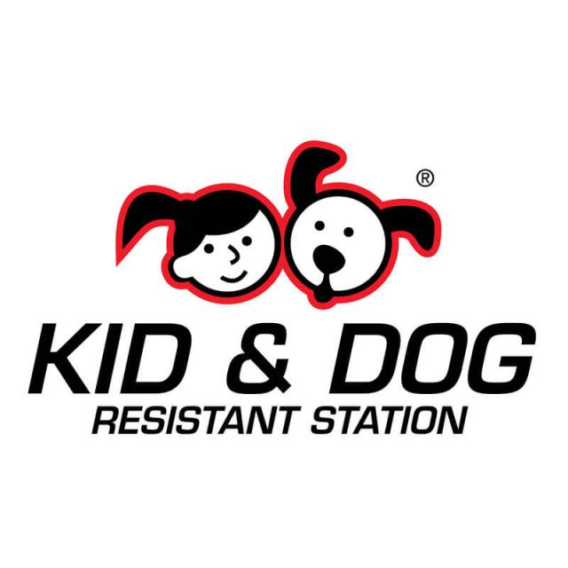 Kid and Dog Resistant station