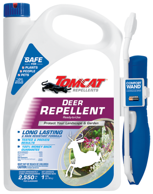 Tomcat® Repellents Deer Repellent Ready-To-Use