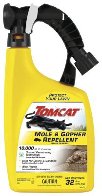 Tomcat® Mole & Gopher Repellent Ready-To-Spray