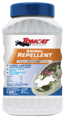 Tomcat® Repellents Animal Repellent Granules