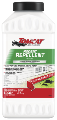 Tomcat® Repellents Rodent Repellent Granules